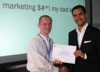 AM2011 Marketing Case Studies Track Prize