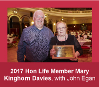 2017 Honorary Life Member of the Academy Mary Kinghorn Davies
